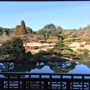 View from Taiwan Pavilion into Japanese Garden