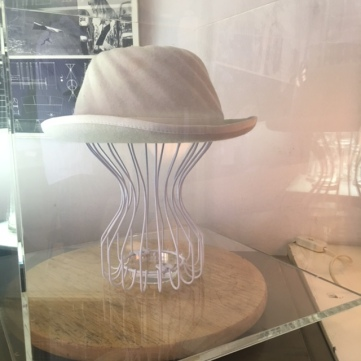 Borsalino commissioned lamp shade