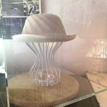 Borsalino commissioned lamp shade