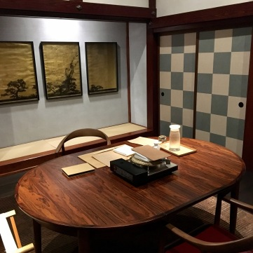 Sanaburi - private dining room