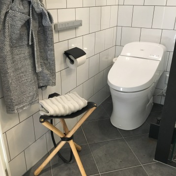 Details in bathroom